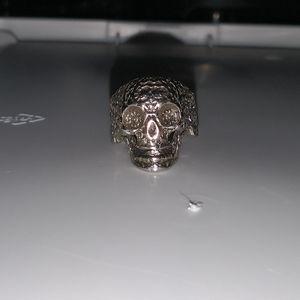 Skull Men's Ring